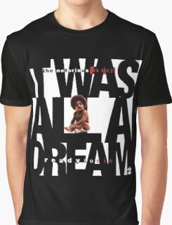 It was all a Dream - Cloud Nine [White] Graphic T-Shirt