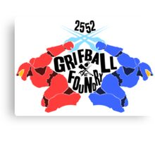 Grifball Tournament - World cup Canvas Print