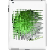 Camelia1 Cold Reason iPad Case/Skin