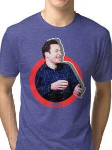 Hashtag BFFs (Jimmy) Tri-blend T-Shirt