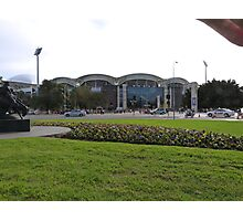 The new Adelaide Stadium after it's make over. C.B.D. Sth. Aust. Photographic Print