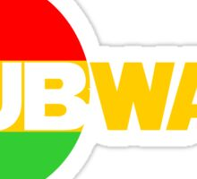 Dub Wars Sticker