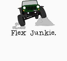Jeep, Flex Junkie Unisex T-Shirt