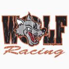 Wolf Racing Motorcycles by retrojohn