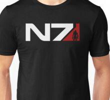 N7 FemShep Unisex T-Shirt