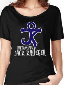 The Maniacal Jack Krueger Logo Women's Relaxed Fit T-Shirt