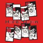 Harley Quinn Selfies by osideous