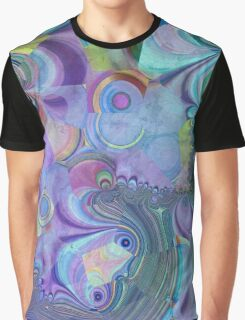 Fractal Storms 1 Graphic T-Shirt