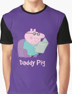 Daddy Joy Graphic T-Shirt