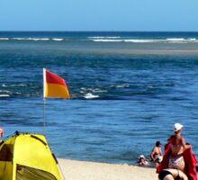 Beach & Bar Sticker