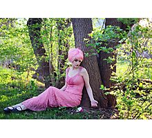 Broken Doll Photographic Print