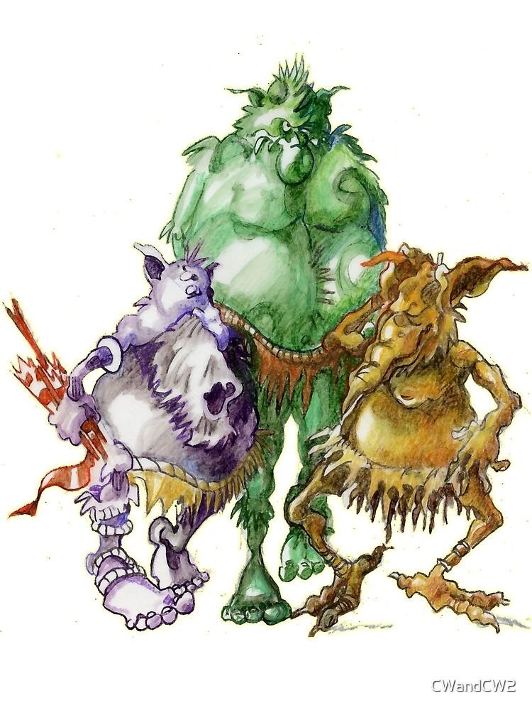 A Study in Troll by CWandCW2