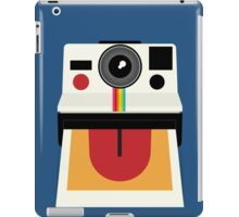 Polaroid iPad Case/Skin
