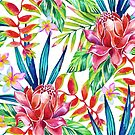 Tropical Garden by SpiceTree