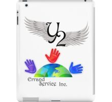 Y2 World Hands iPad Case/Skin