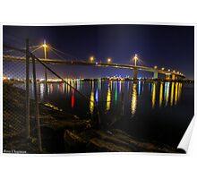 Westgate Bridge, Melbourne. Poster