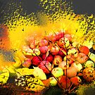 Autumn Colors Pillow by Igor Zenin