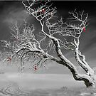Winder Apples Pillow by Igor Zenin