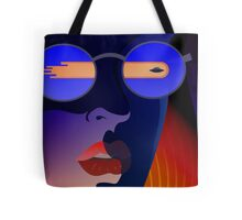 Dana Scully from X-Files Tote Bag