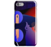 Dana Scully from X-Files iPhone Case/Skin