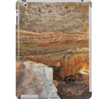 Mount Borradaile Rainbow Serpent iPad Case/Skin