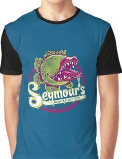 Seymour's Organic Plant Food Graphic T-Shirt