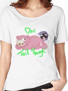 Slowpoke Dat Tail Women's Relaxed Fit T-Shirt