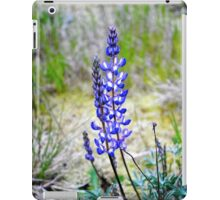 Lupine iPad Case/Skin