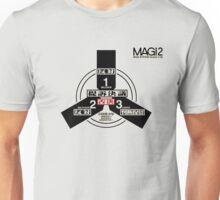 Evangelion magi symbol Unisex T-Shirt