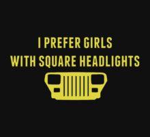 Square Headlights by JeepsandPlanes