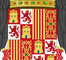 Coat of Arms of Spain (1938-1945) Sticker