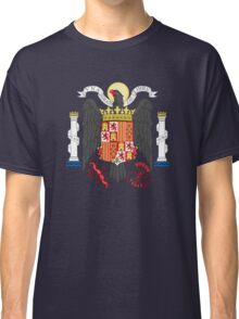 Coat of Arms of Spain (1938-1945) Classic T-Shirt
