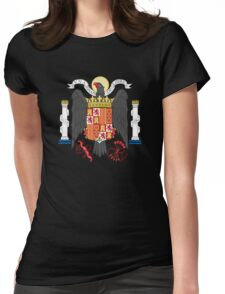 Coat of Arms of Spain (1938-1945) Womens Fitted T-Shirt