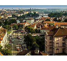 Prague an Unforgettable City. Photographic Print