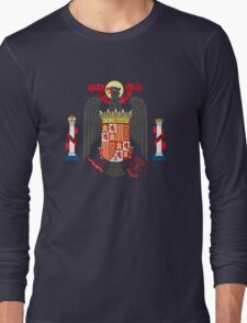 Coat of Arms of Spain (1945-1978) Long Sleeve T-Shirt