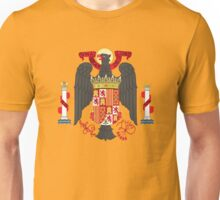 Coat of Arms of Spain (1945-1978) Unisex T-Shirt