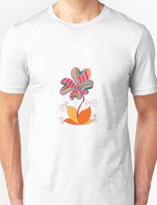 cute flower Unisex T-Shirt