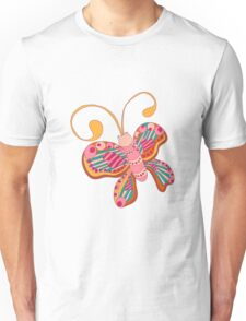 Lovely Butterfly Unisex T-Shirt