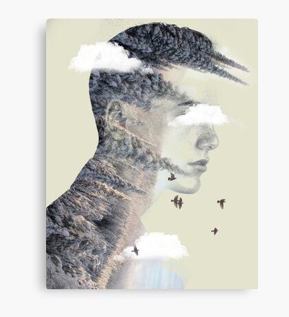 Nature Spike Canvas Print