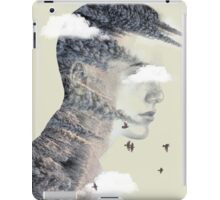 Nature Spike iPad Case/Skin