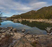 Secret Harbor  by Richard Thelen