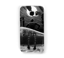 Drawlloween 2014: Creature from the Black Lagoon Samsung Galaxy Case/Skin
