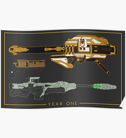 Year One - Arsenal Poster
