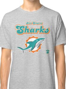 New Smyrna Sharks - Cloud Nine Edition Classic T-Shirt