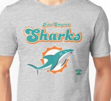 New Smyrna Sharks - Cloud Nine Edition Unisex T-Shirt
