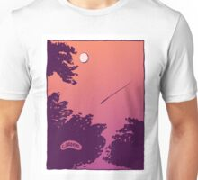 Chemtrails-Orange and Purple version Unisex T-Shirt