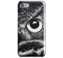 Owl Eye iPhone Case/Skin