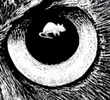 Owl Eye Sticker