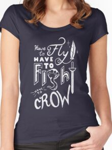 Back to Neverland Women's Fitted Scoop T-Shirt