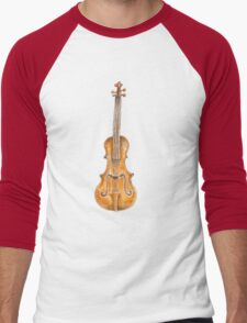 violin 2 Men's Baseball ¾ T-Shirt